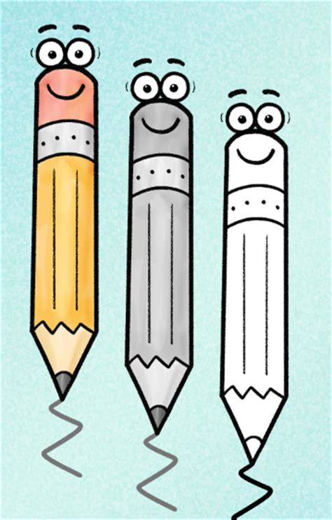 Best Kids Writing Clipart #20810 - Clipartion