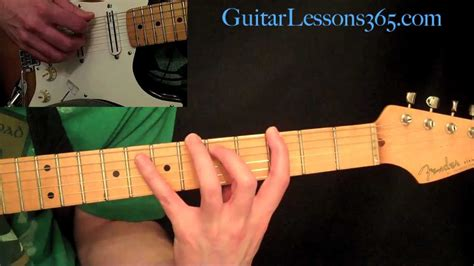 Effective Finger Stretches For Guitarists - Guitar Lesson