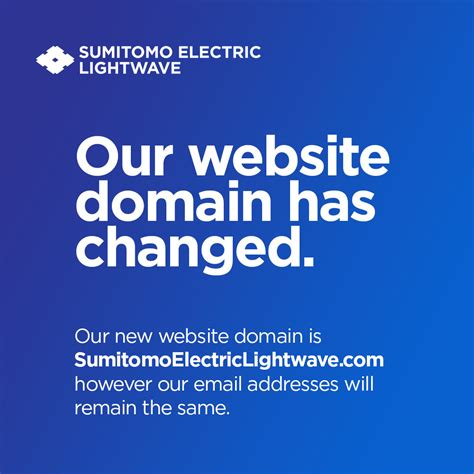 FB12G53 Archives - Sumitomo Electric Lightwave Corporation