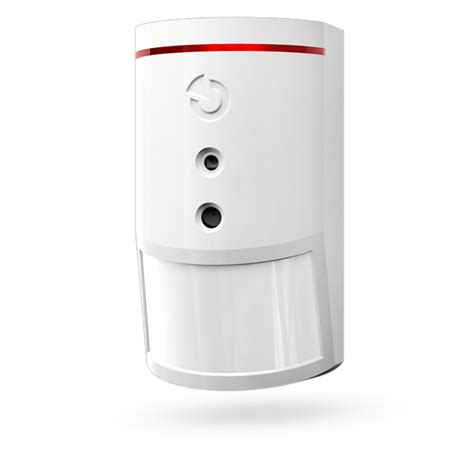 JA-160PC Wireless PIR motion detector combined with a