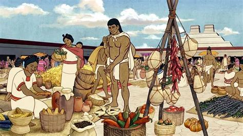 For Tenochtitlan, relation of a graphic novel: The Route