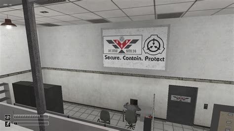 Screenshots image - SCP - SITE 24 mod for SCP