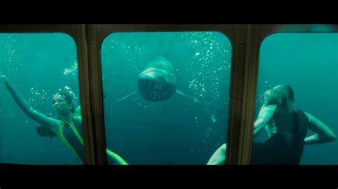 47 Meters Down: Uncaged Trailer 2 - The Numbers