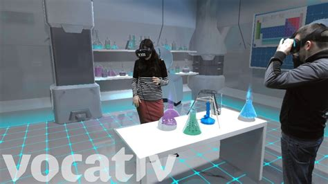 Conduct Chemistry Experiments In A Virtual Lab - YouTube