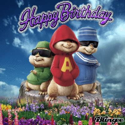 Les Chipmunks - Happy Birthday to You - Sonnerie Gratuite