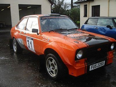 Ford ESCORT MK2 / Rally cars for sale