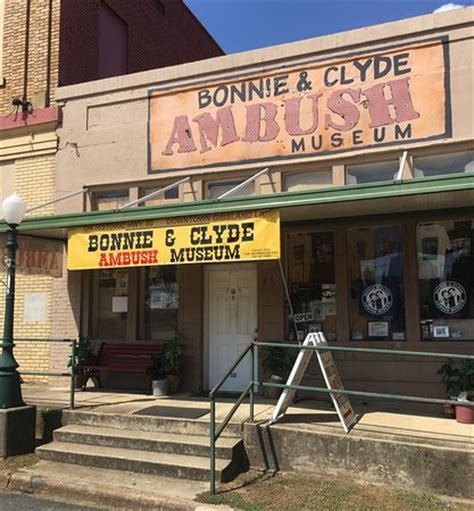 The Authentic Bonnie and Clyde Museum (Gibsland, LA): Top