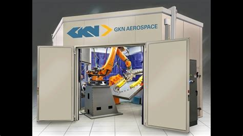 GKN Aerospace opens Additive Manufacturing Cell #2 at ORNL