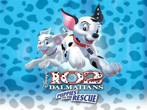 102 Dalmatians Puppies to the Rescue Full HD Image