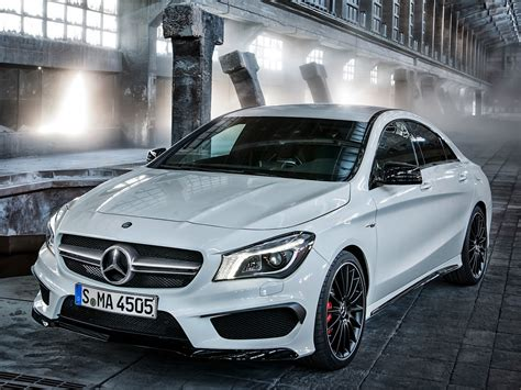 Mercedes-Benz CLA 45 AMG Gets EPA Rated - autoevolution