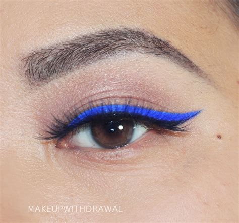Sephora Collection Long Lasting Eyeliner in Fancy Blue