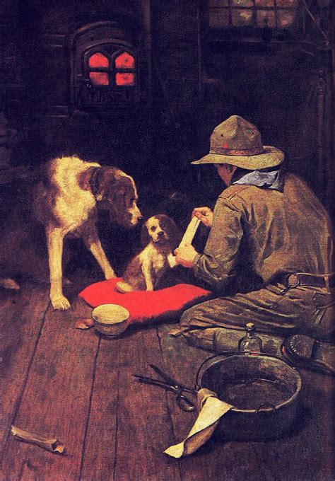 Biography of Norman Rockwell, American Painter