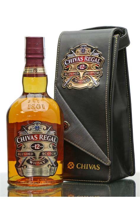 Chivas Regal 12 Years Old - Just Whisky Auctions