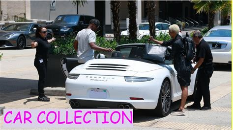 Dave chappelle car collection (2018) - YouTube