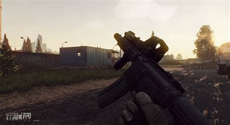 Here's who's getting access to the Escape from Tarkov