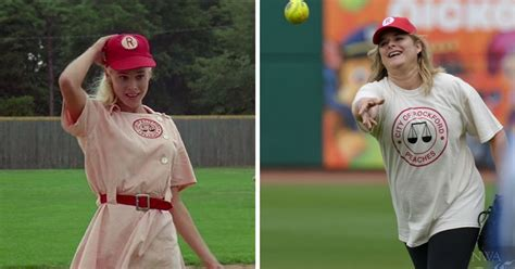 Where Are The Cast Members From 'A League Of Their Own' Now?