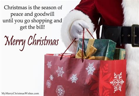 Christmas Shopping Quotes to Keep You Smile on This