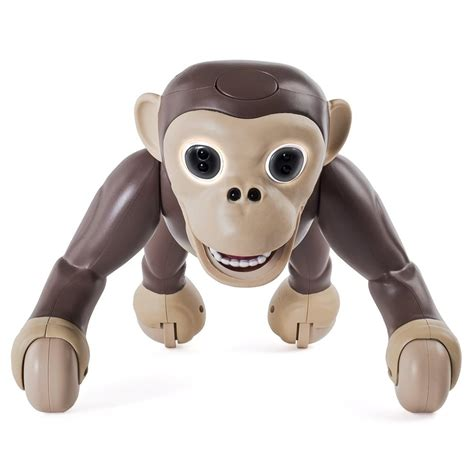 Zoomer Chimp - The Granville Island Toy Company