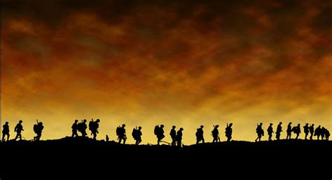 In Flanders fields – we will remember them – World of