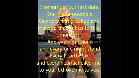 Gerald Levert I was made to love You lyrics - YouTube