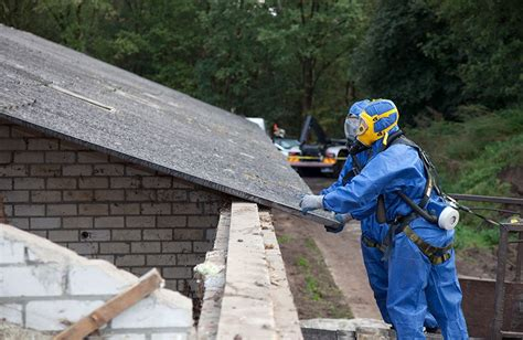 Asbestos Removal, Collection & Disposal in London   Powerday