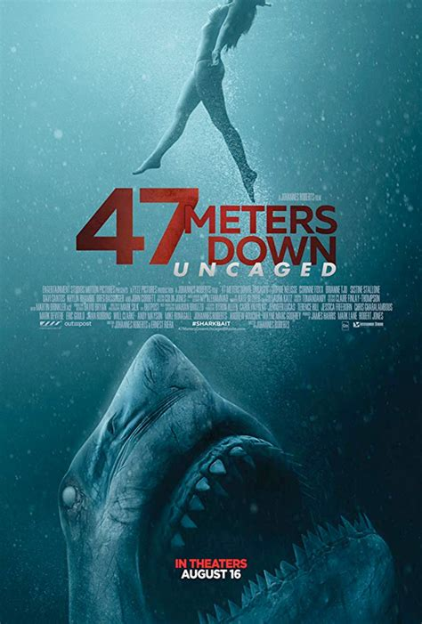 Another Killer Shark Movie: First Trailer for '47 Meters