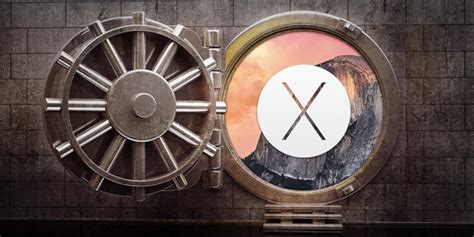 OS X Yosemite: Security and Privacy Features Overview