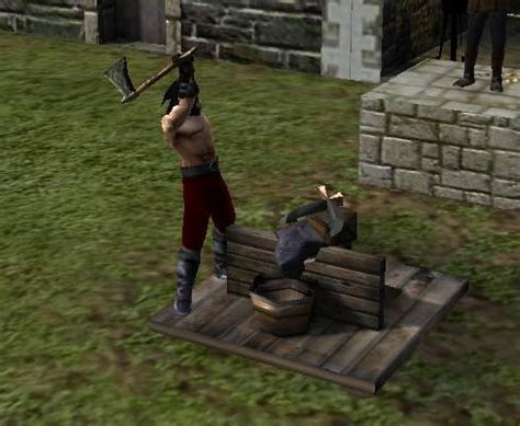 Executioner's Block - Stronghold Wiki