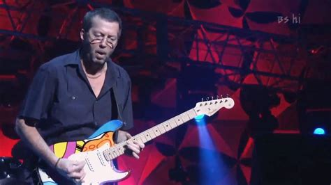 Eric Clapton - River of Tears (Live at Budokan) - YouTube