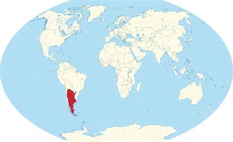 Where is Argentina Located