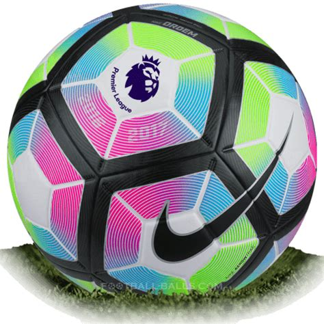 Nike Ordem 4 is official match ball of Premier League 2016
