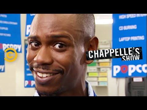 Dave Chappelle - undercover brother - YouTube